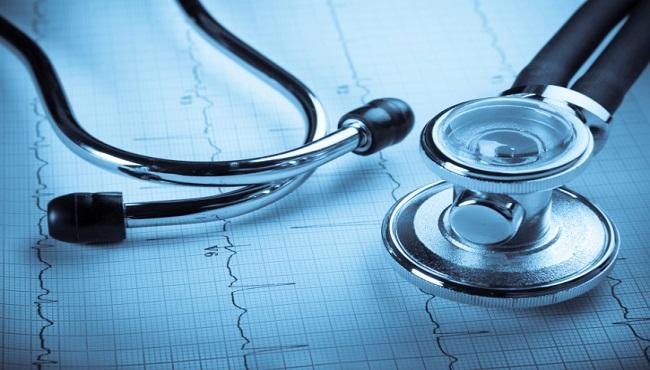 Stethoscope and EKG_309886