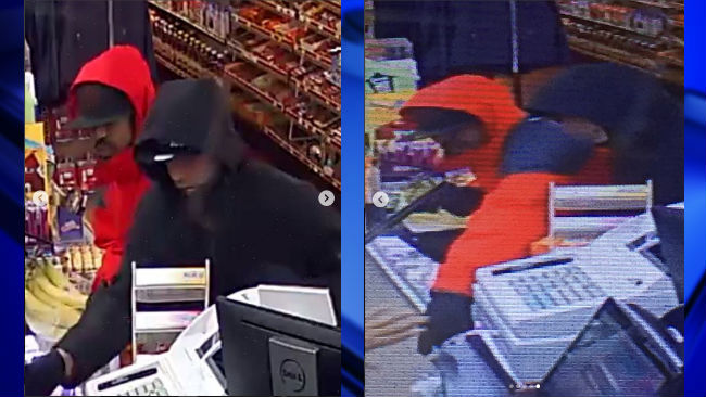 armed robbery suspects in Holyoke 2