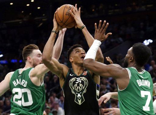 Bucks Celtics Basketball_1545559786236