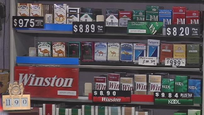 Massachusetts raising age to buy tobacco products to 21 and older