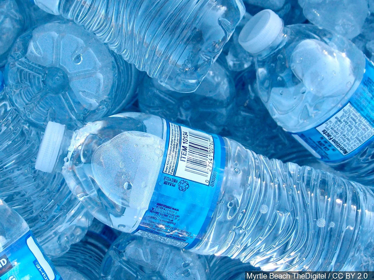 water bottles generic