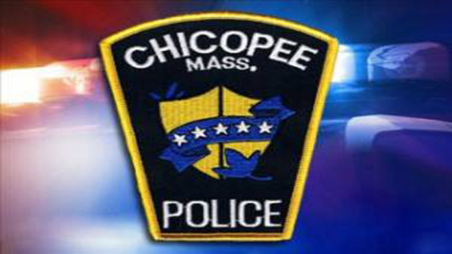 Chicopee police car