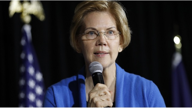 Election 2020 Elizabeth Warren_1549851684331