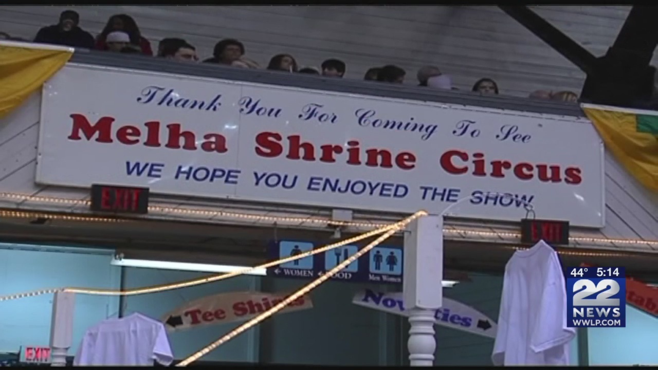 Melha Shrine Circus will no longer be at the Eastern State