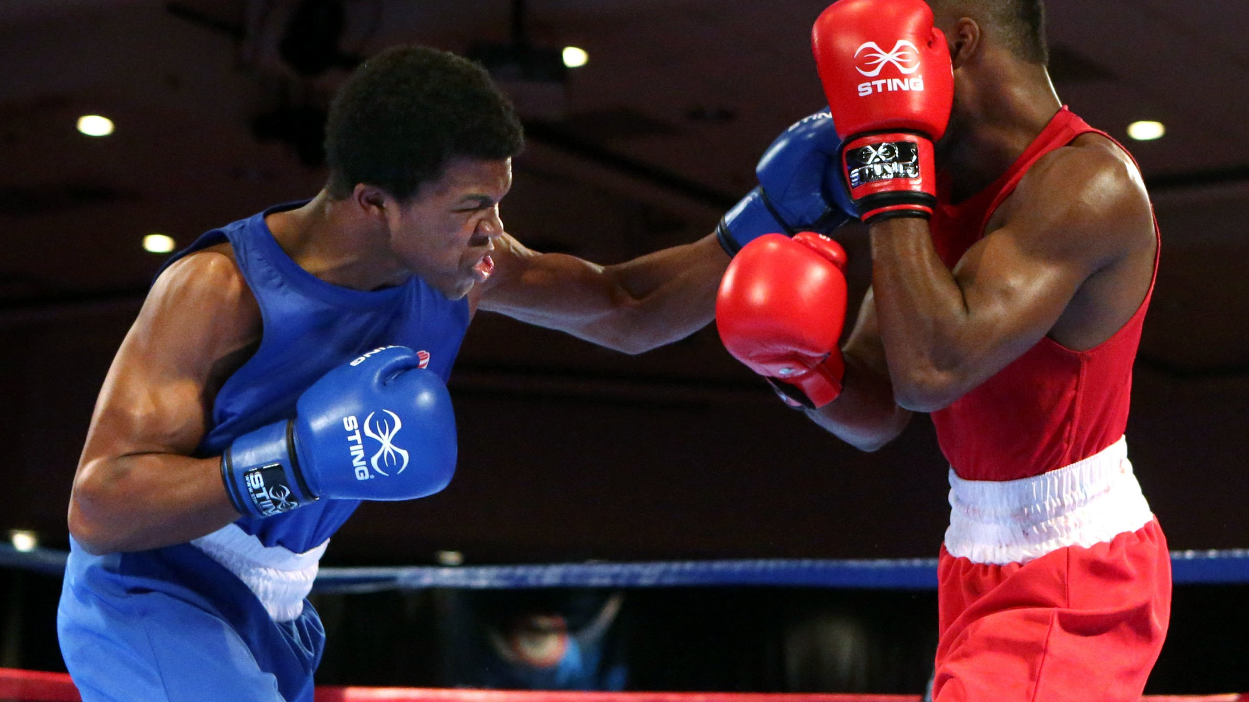 The Russell Dynasty Olympics Boxing_1557414077681
