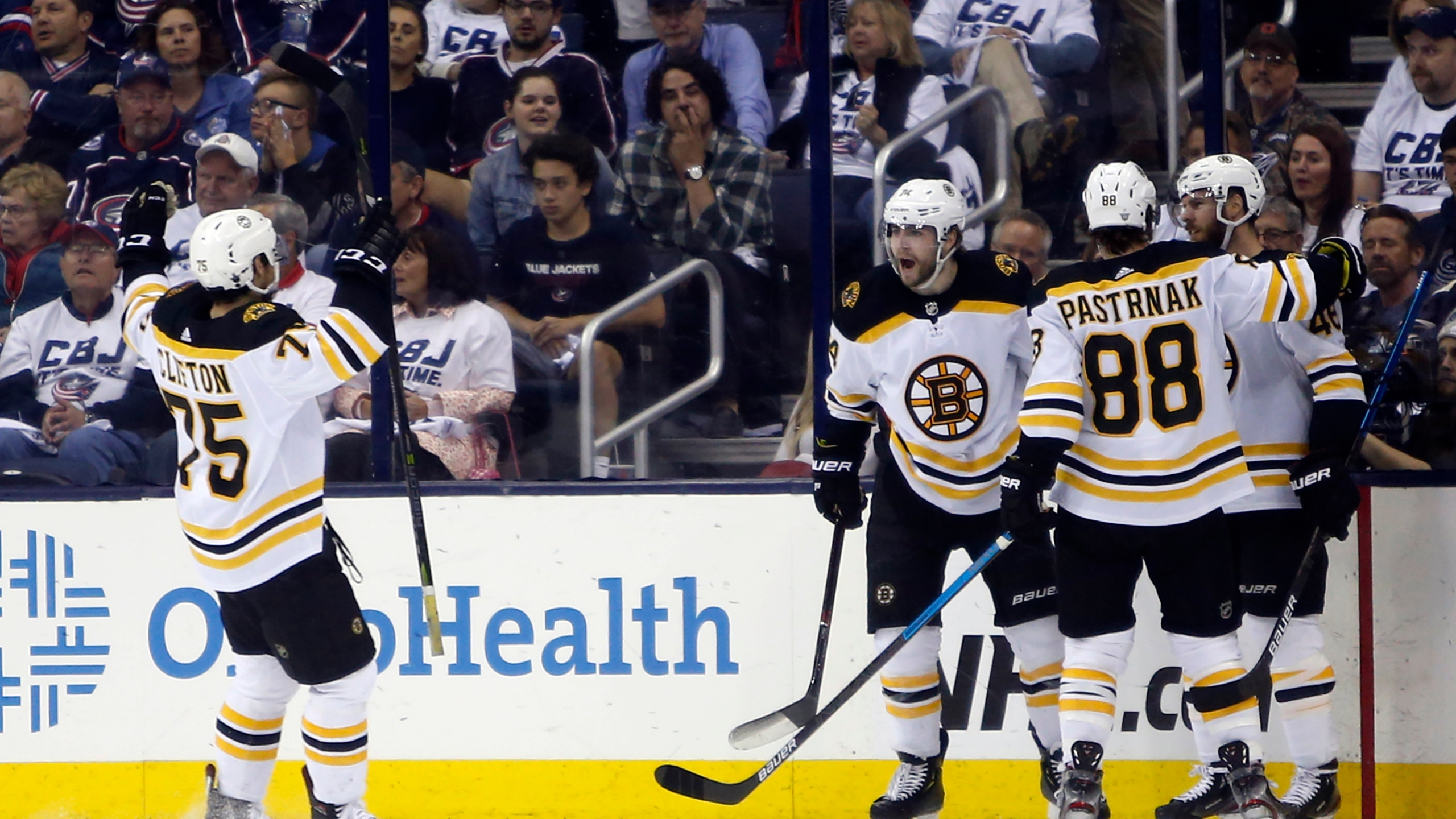 detailing 887b5 50ac6 Game 6: Bruins with 3-2 lead; hoping to eliminate Blue Jackets