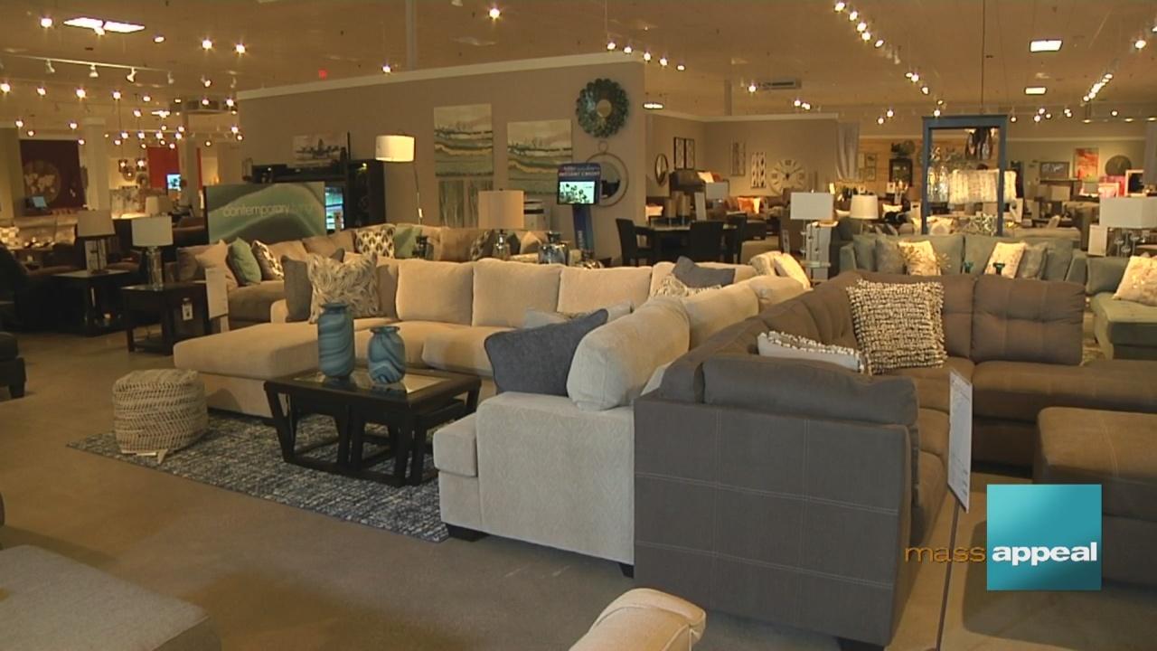 New Ashley Homestore Opens In Chicopee