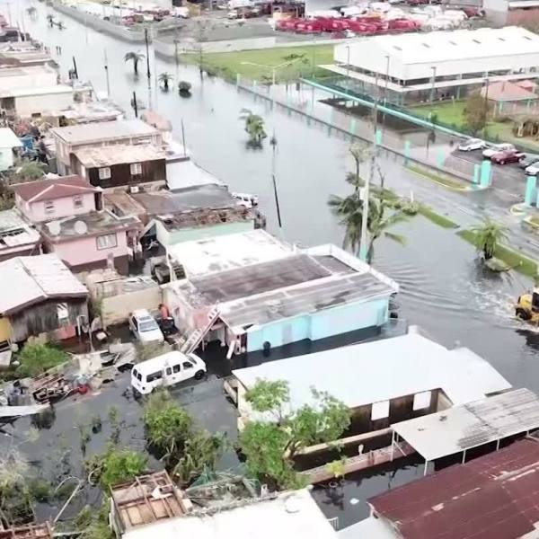 National disaster aid relief bill is an ongoing disaster in Washington