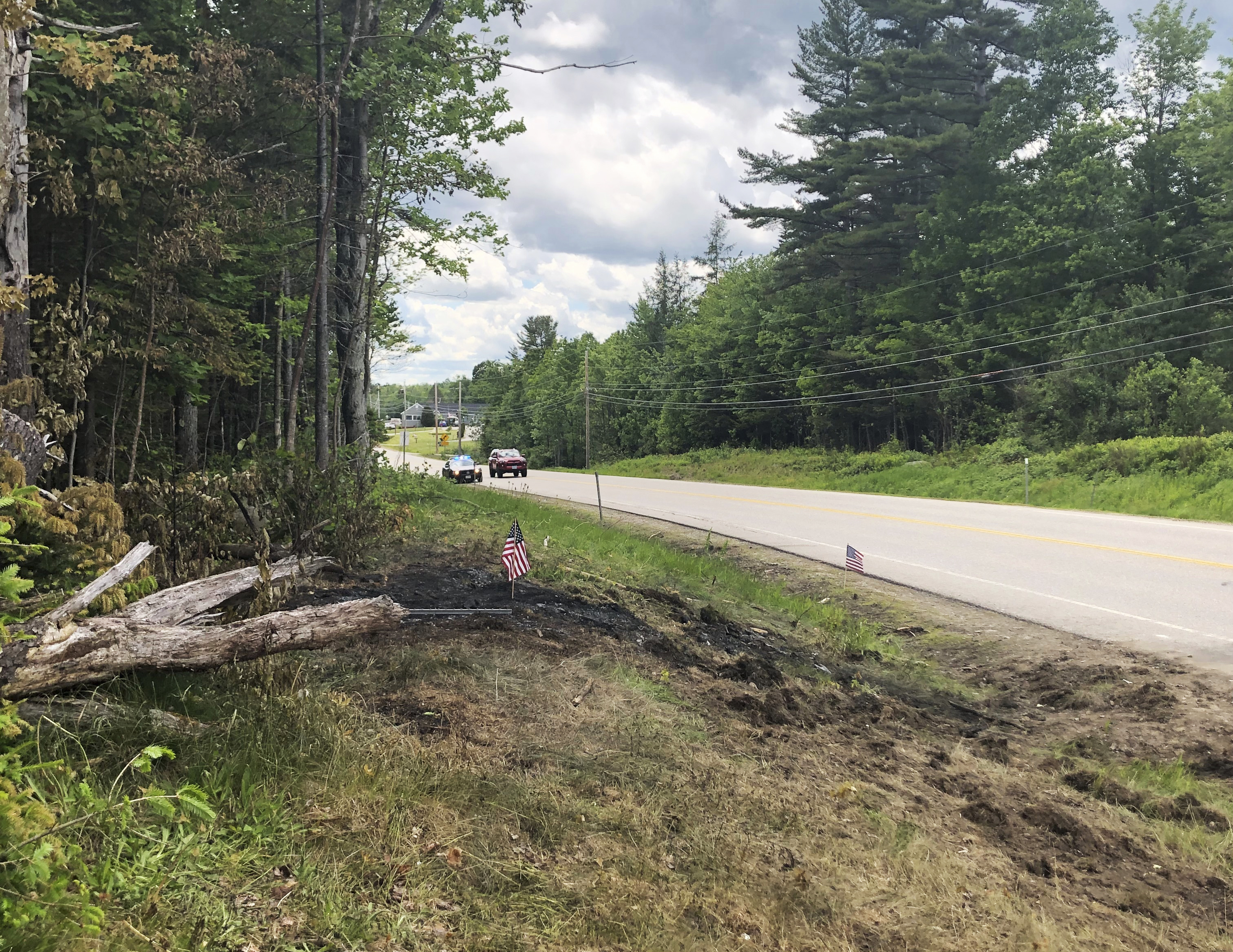 The Latest: Police identify victims of New Hampshire biking