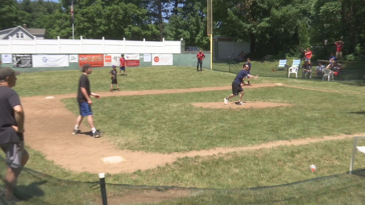 Dozens Take The Field For Wiffle Ball Tournament At Fenway