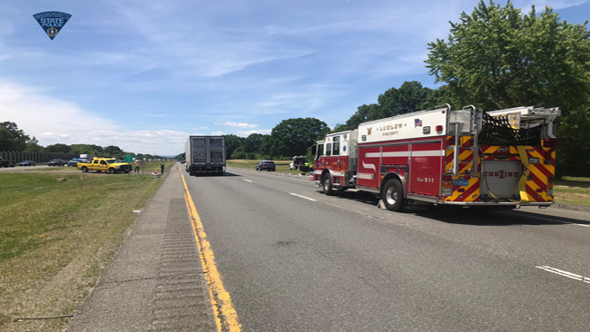 Deadly accident on Mass Pike caused major backups during Friday's