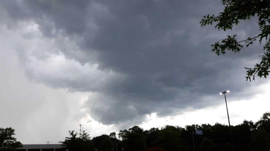 Photos: Thunderstorm moves through western Mass  Wednesday