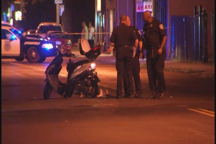 Springfield Police called to Liberty St  after scooter vs