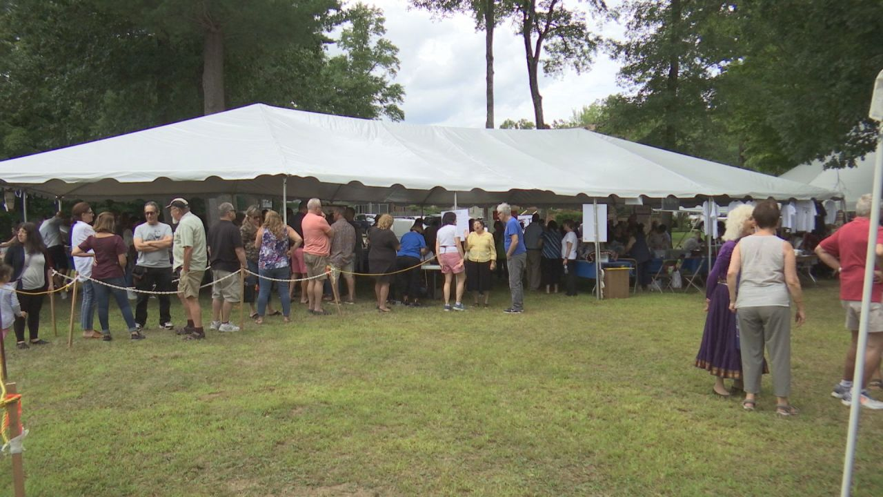 Hundreds Flock To St Mark S Annual Armenian Festival In