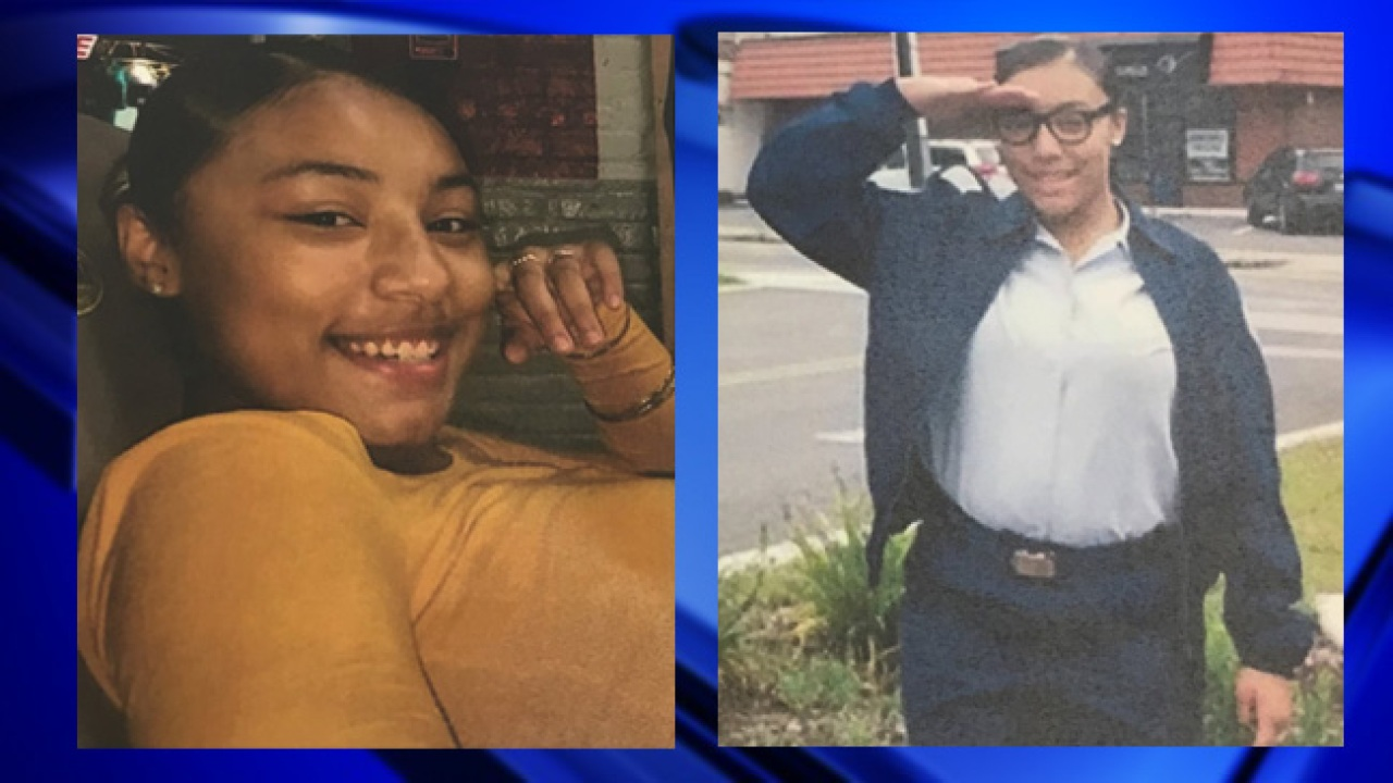 West Springfield Police Looking For Missing Teenage Girl