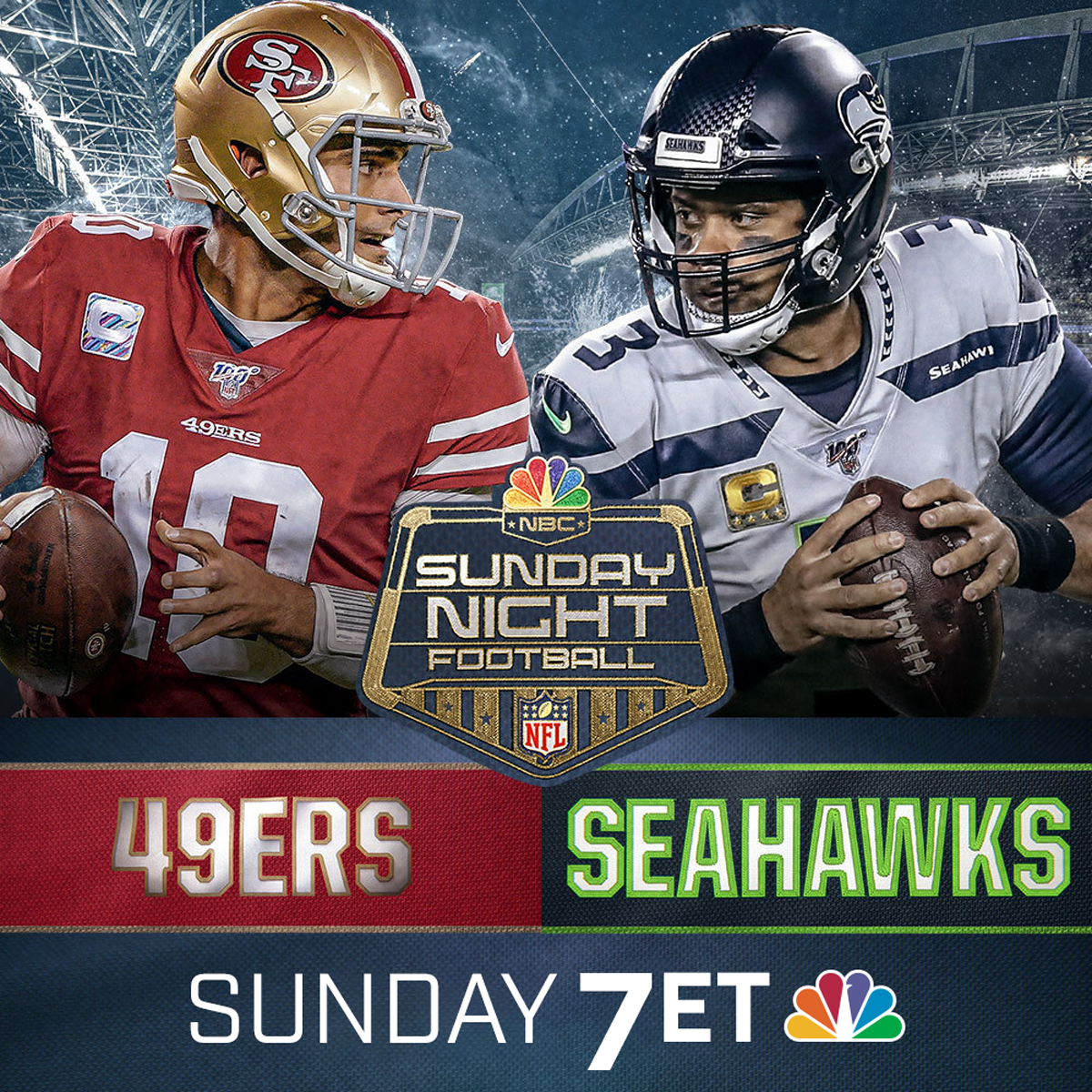 watch seahawks vs 49ers live online free