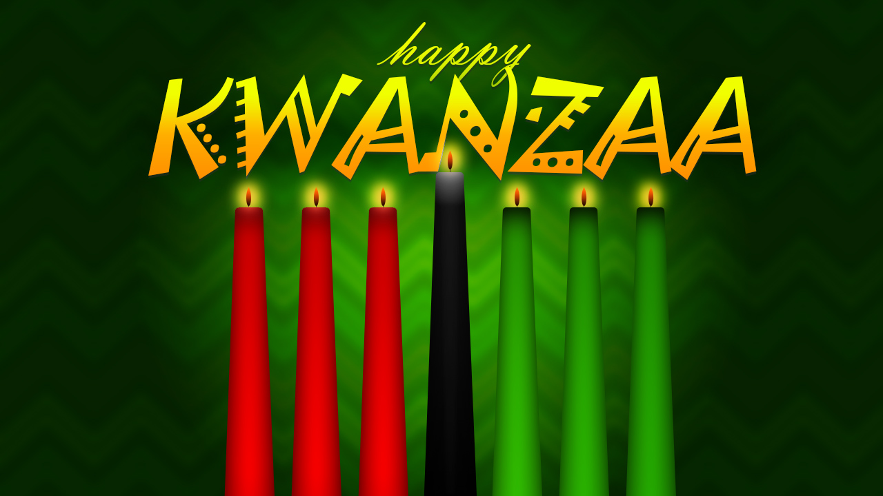 A celebration of African culture: Kwanzaa begins