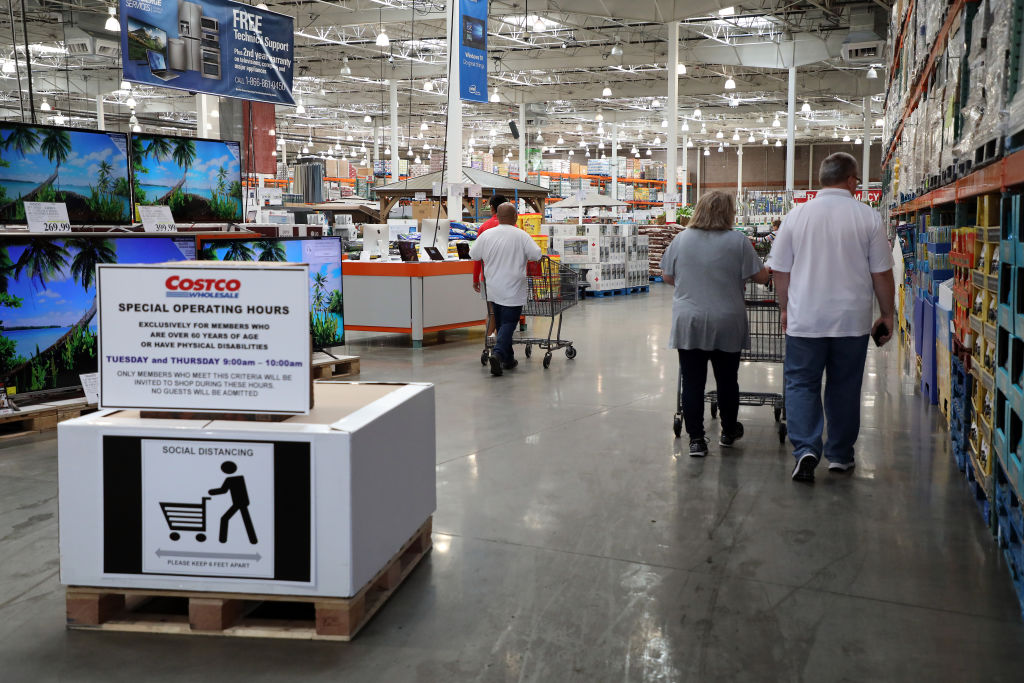 Costco Announces Special Hours For Members 60 And Older Wwlp