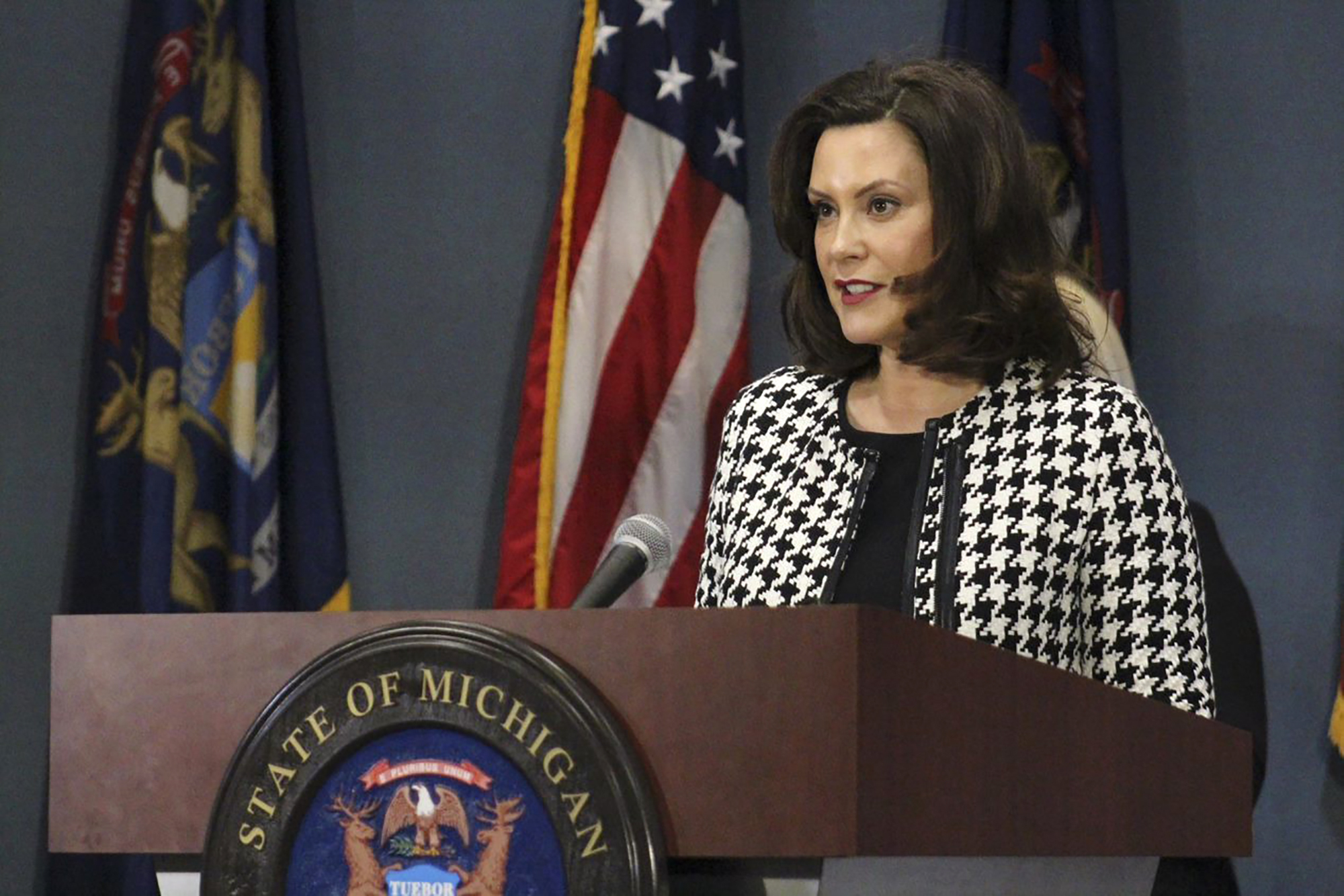 Six Men Arrested And Charged In Conspiracy To Kidnap Michigan Governor Gretchen Whitmer Wwlp