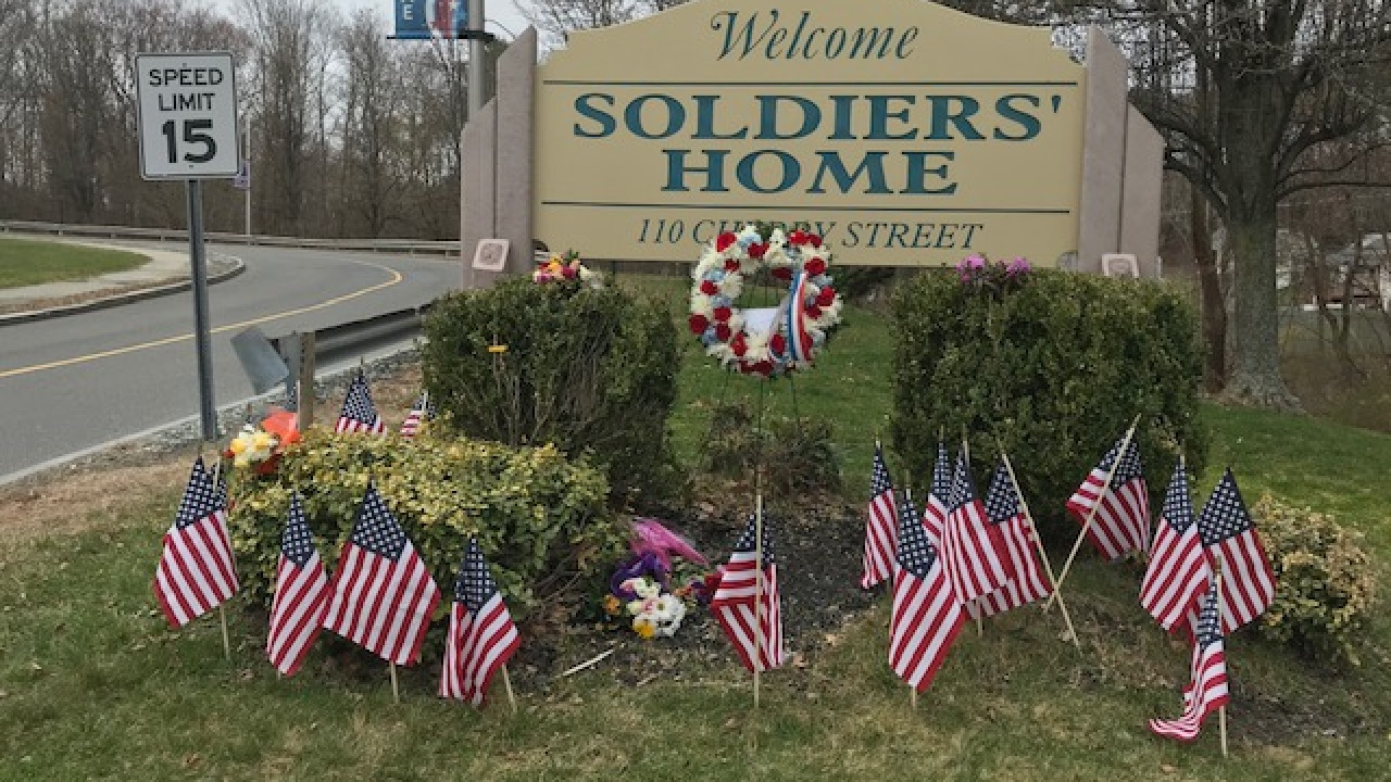 Holyoke Soldiers' Home deaths rise to 76; 66 COVID-19 positive | WWLP
