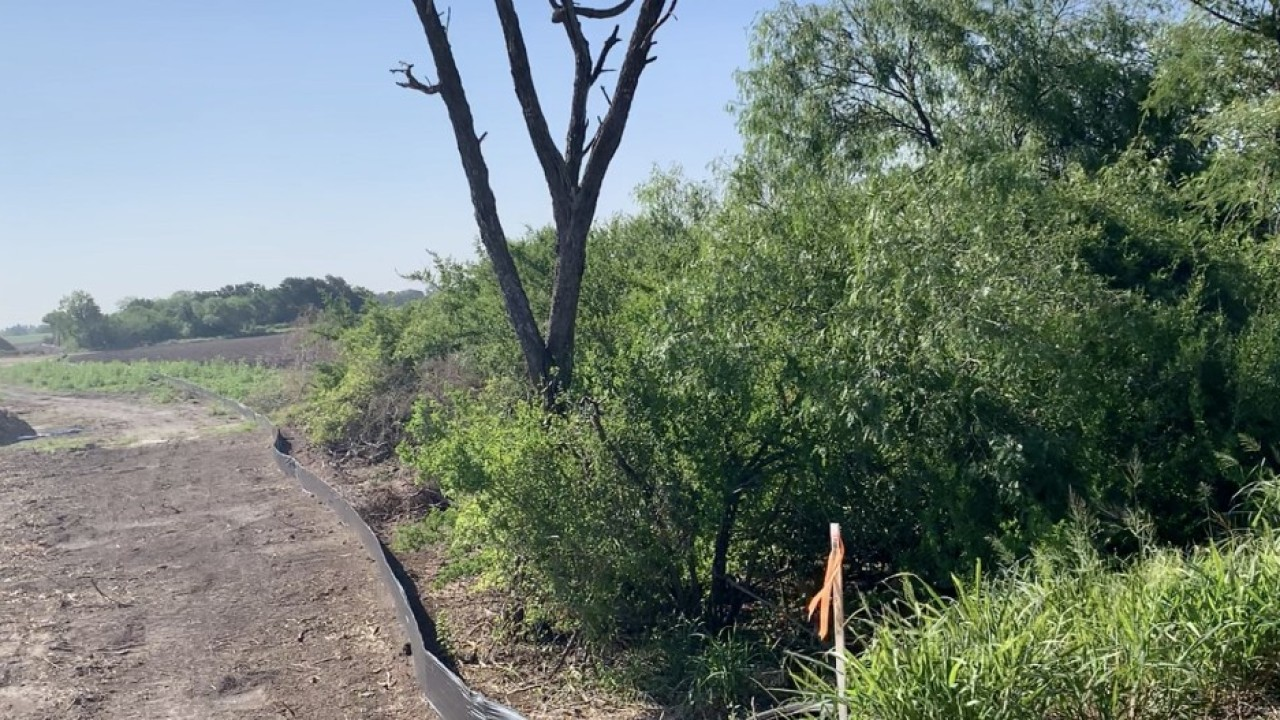 Judge OKs border-wall surveying on land adjacent to Santa Ana Wildlife Refuge