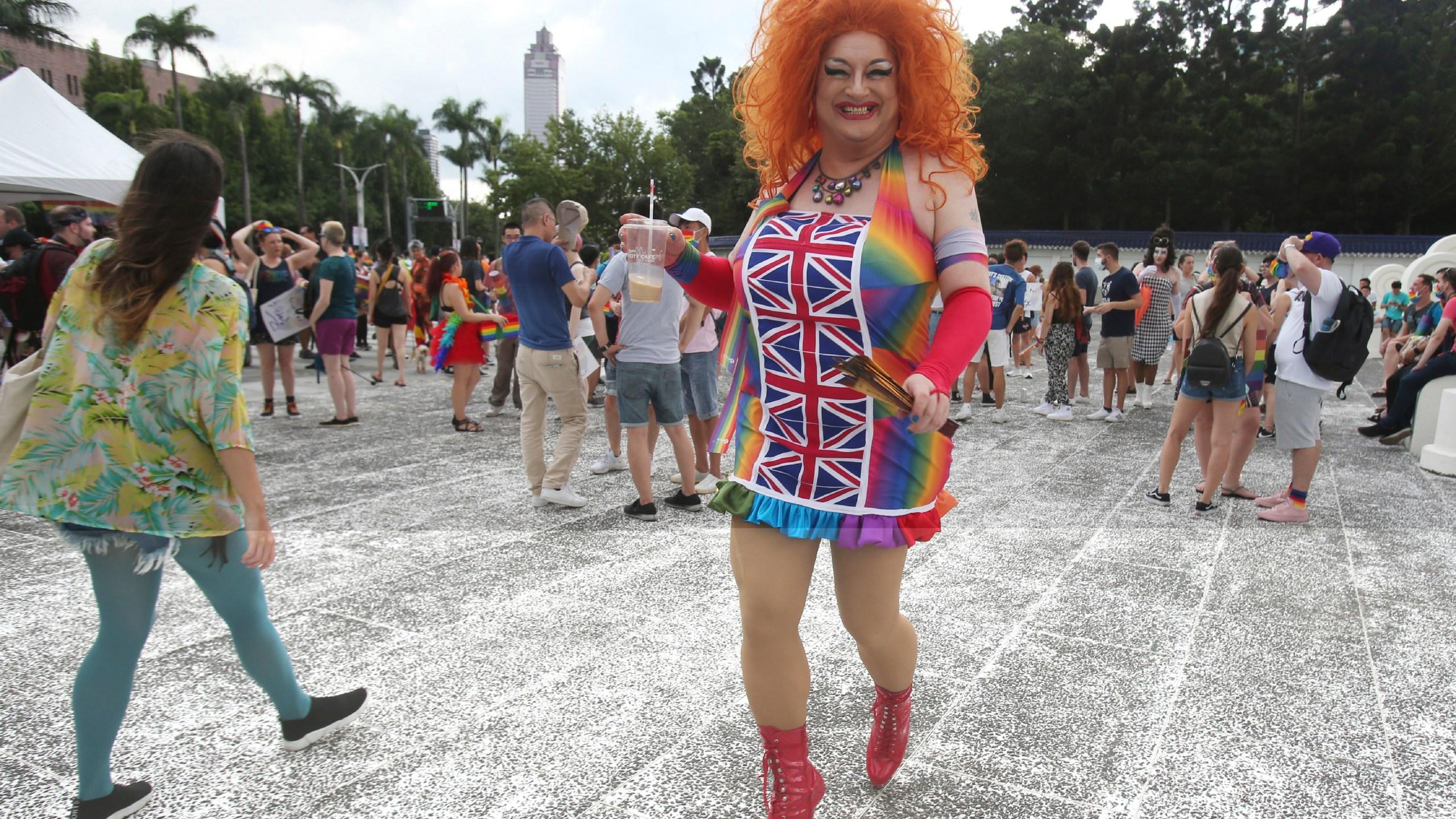 Taiwan holds LGBT pride parade despite coronavirus – WWLP