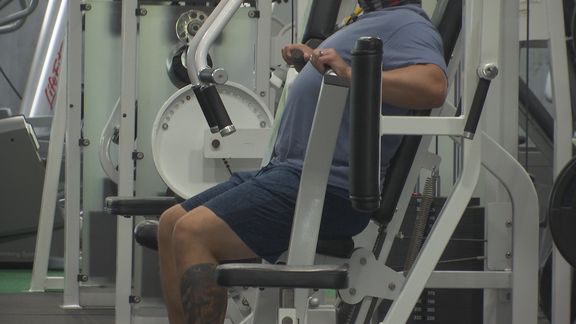 Gyms Make Safety Adjustments As Members Put Fitness First During Pandemic Wwlp