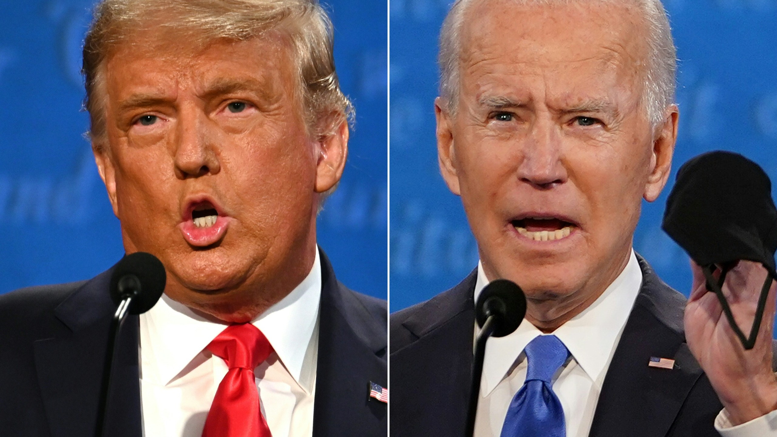 Pres. Trump, Biden campaign across the country in final push before  Election Day | WWLP