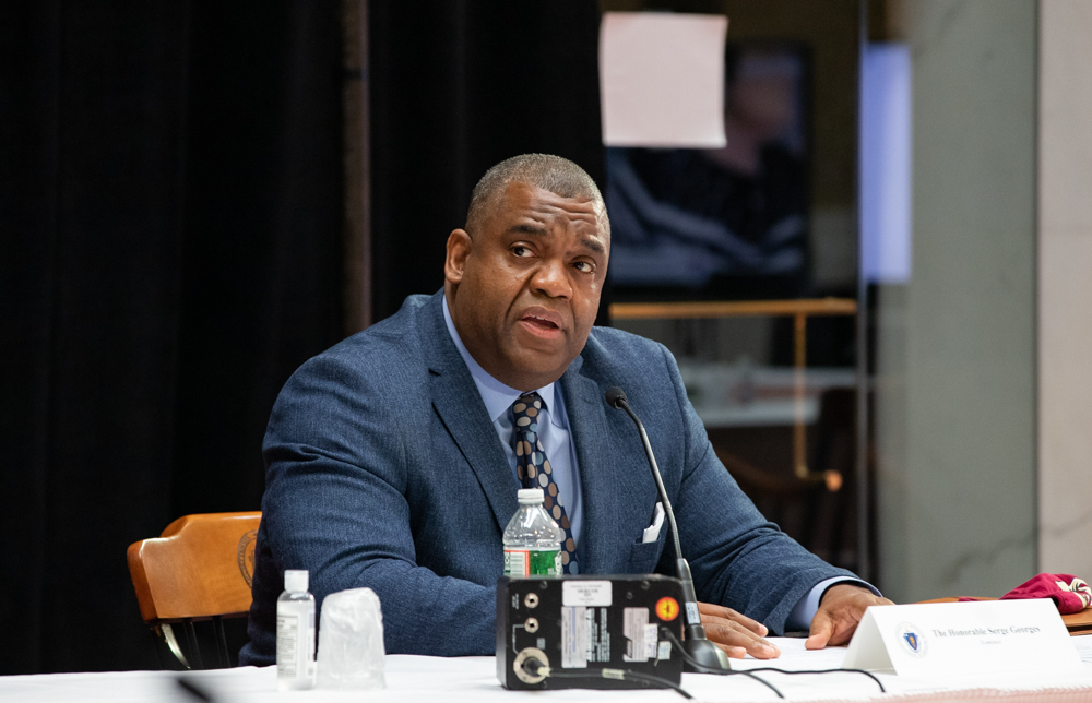 Georges poised to bring district court perspective to SJC