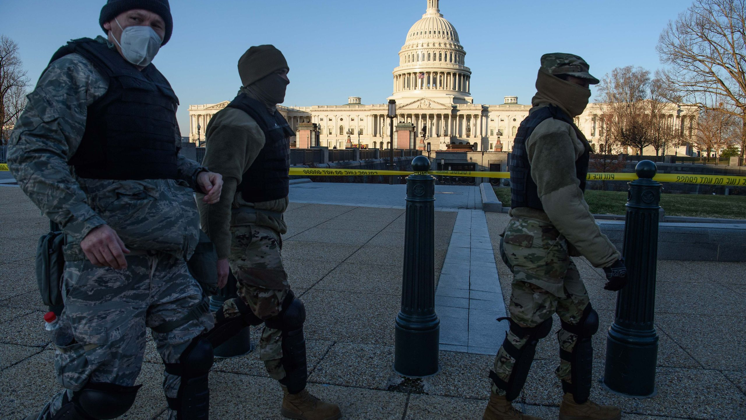 Mass National Guard Deployment During Inauguration Was 'Overkill'