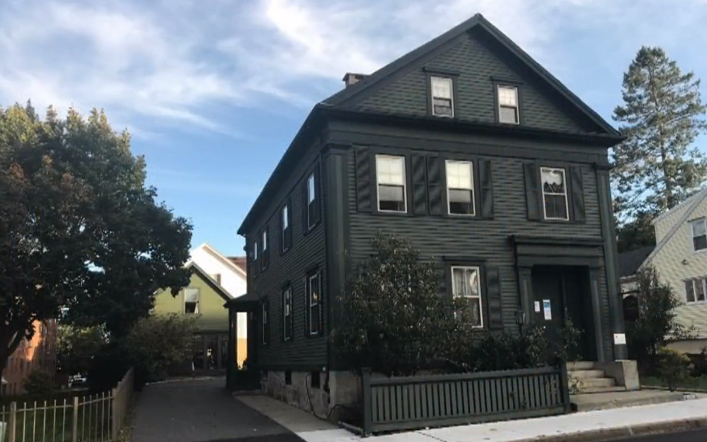 Lizzie Borden house, site of double-murder listed for sale  WWLP