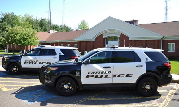 Enfield, CT police