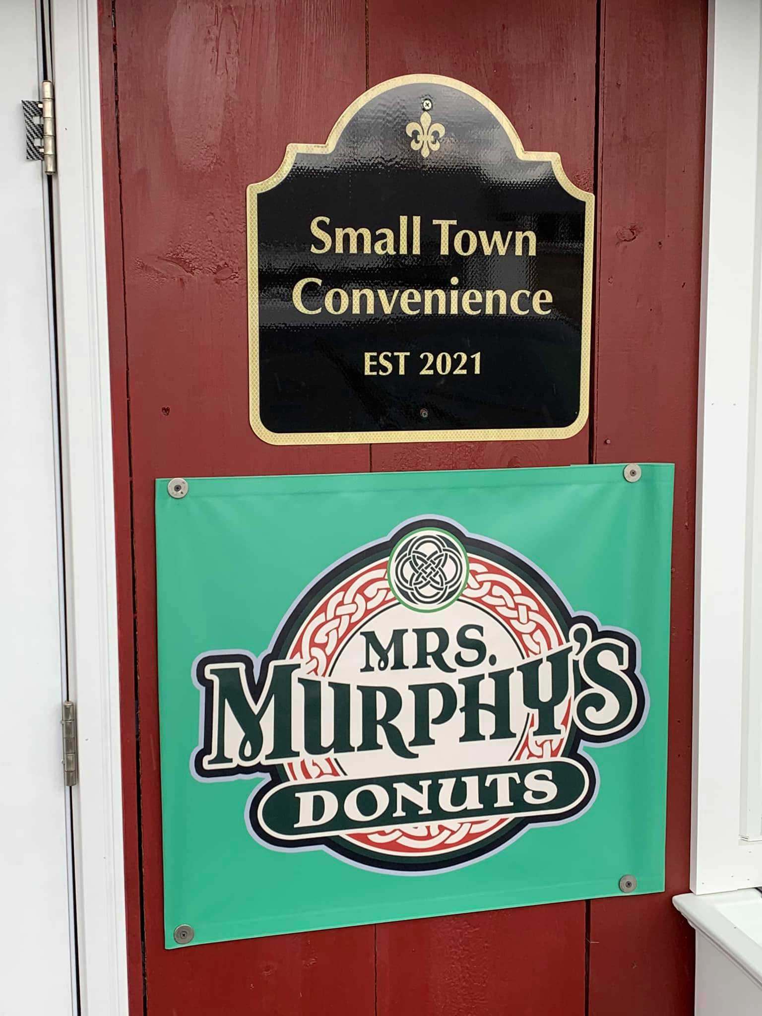 Small Town Convenience