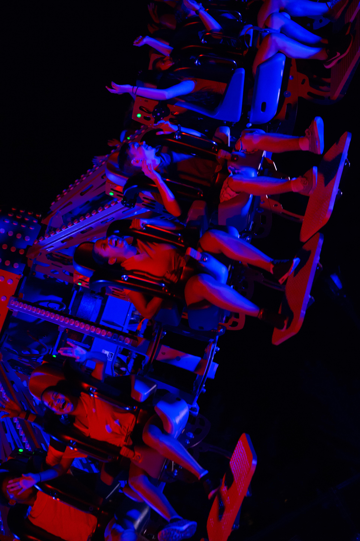Cyborg - Six Flags New England