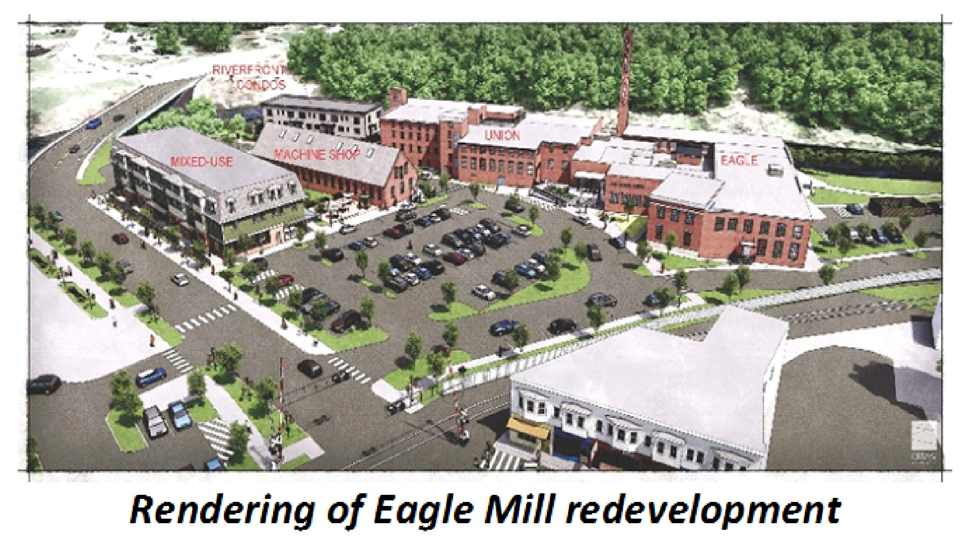 Eagle Mill Redevelopment