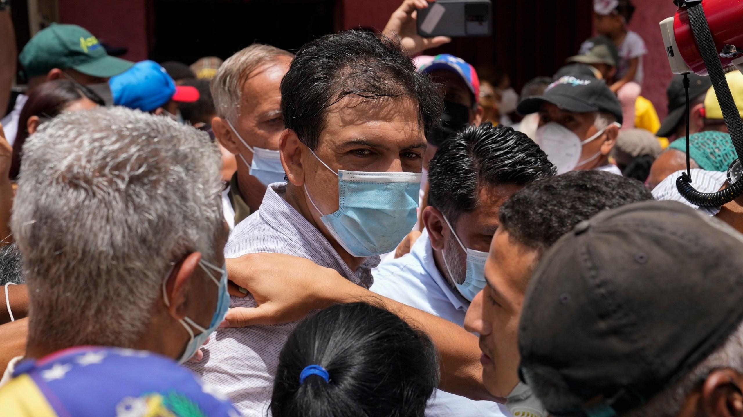 Carlos Ocariz