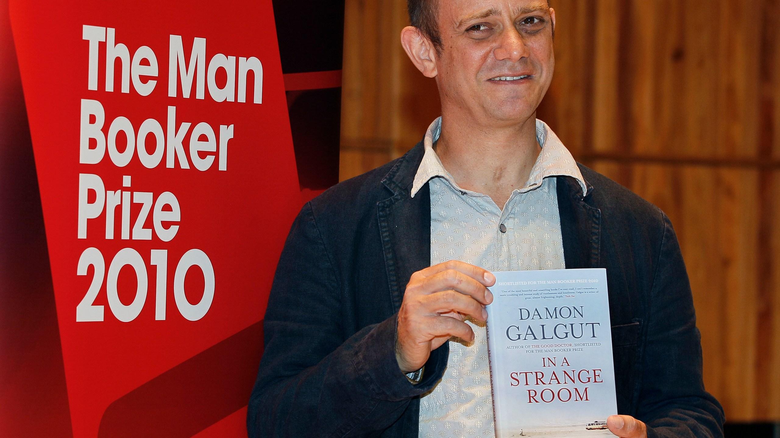 Damon Galgut