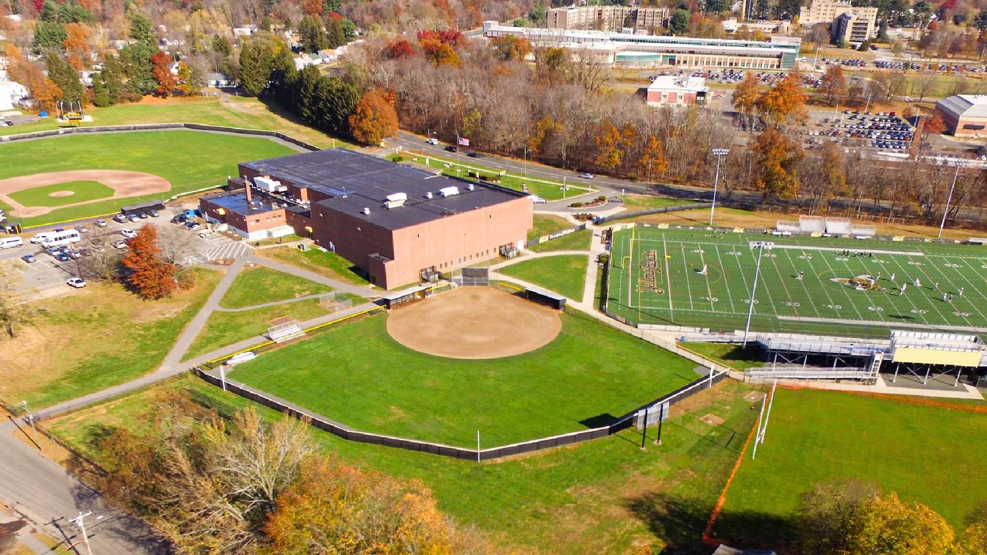 AIC Athletics Complex